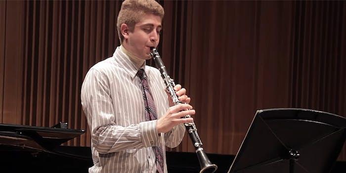 Eric Abramovitz recital
