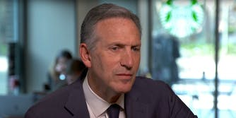 Howard Shultz picture from interview.