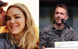 Jacinda Barrett defends Chris Hardwick against Chloe Dykstra's abuse allegations.
