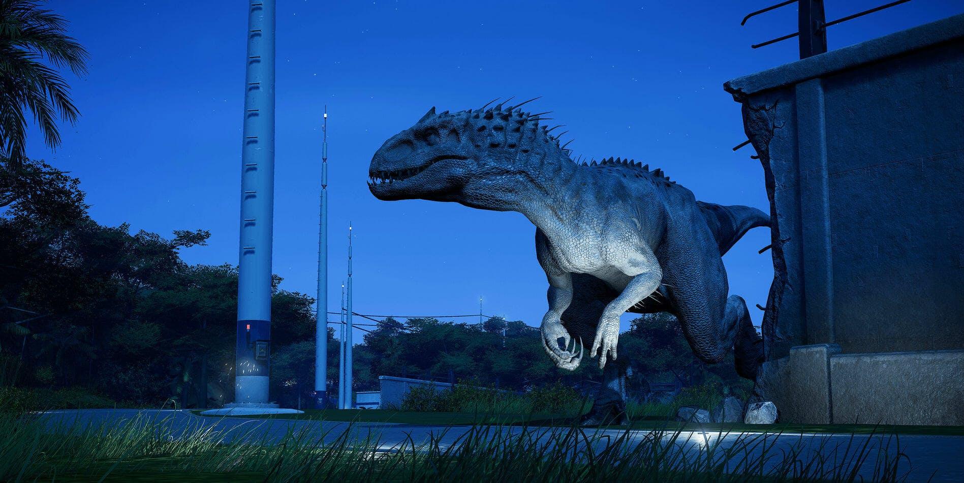 Jurassic World Evolution Review 2