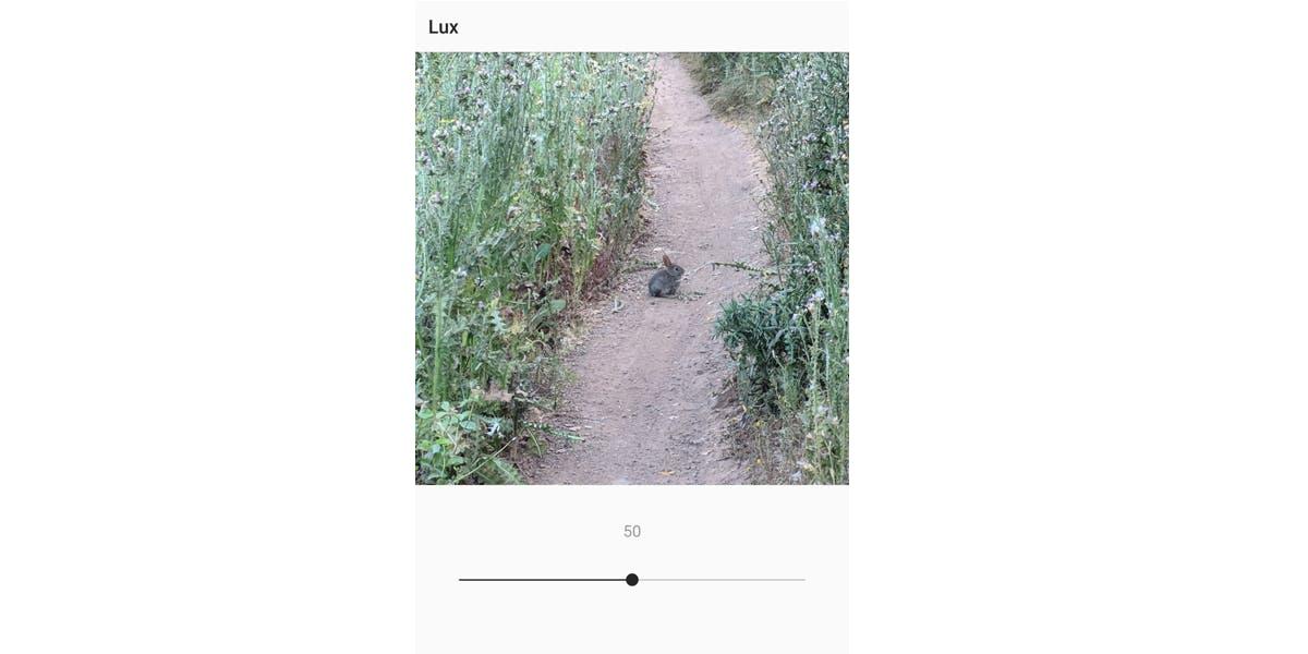 hidden instagram features - Instagram Lux setting