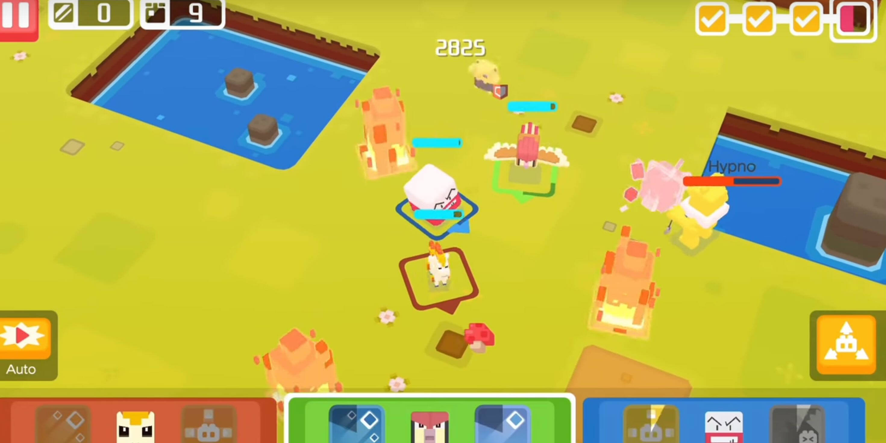 Pokemon Quest Review gameplay