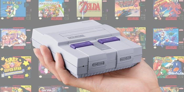 snes classic edition giveaway