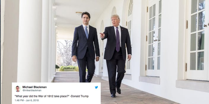 trump tariffs trudeau