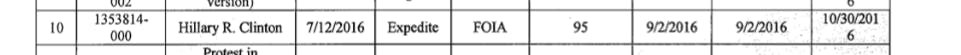 fbi foia