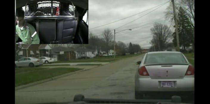 cop make shit up