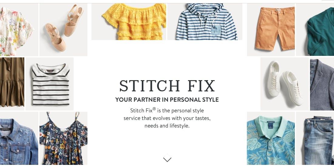 amazon prime wardrobe competitor Stitch Fix