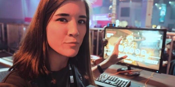 Anne Munition Twitch harassment