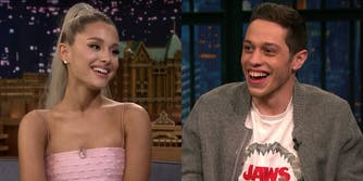 Ariana Grande and Pete Davidson are reportedly engaged.