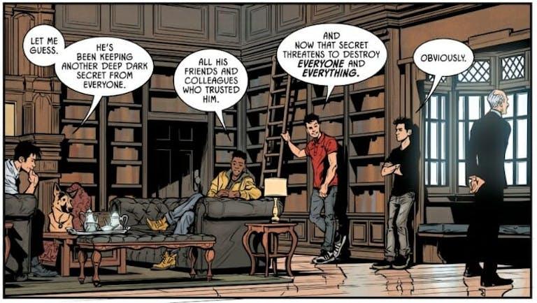 best new comics of 2018 - batman rules of engagement