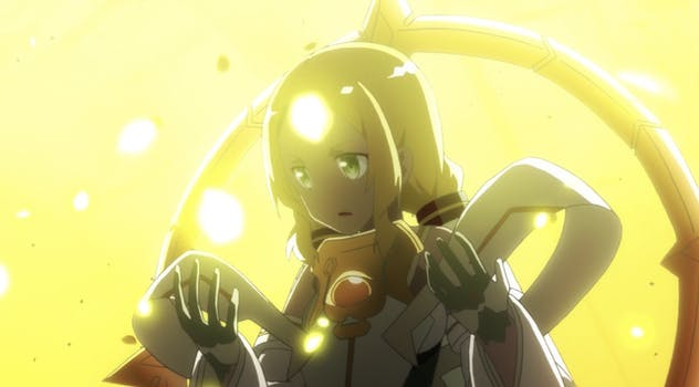 best anime on amazon prime - yuki yuna is a hero