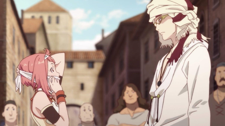 Rage of Bahamut: Virgin Soul - best anime amazon prime