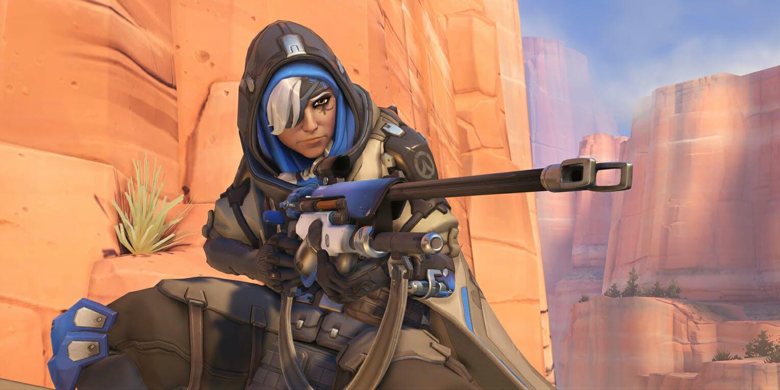 Best Overwatch Character Ana