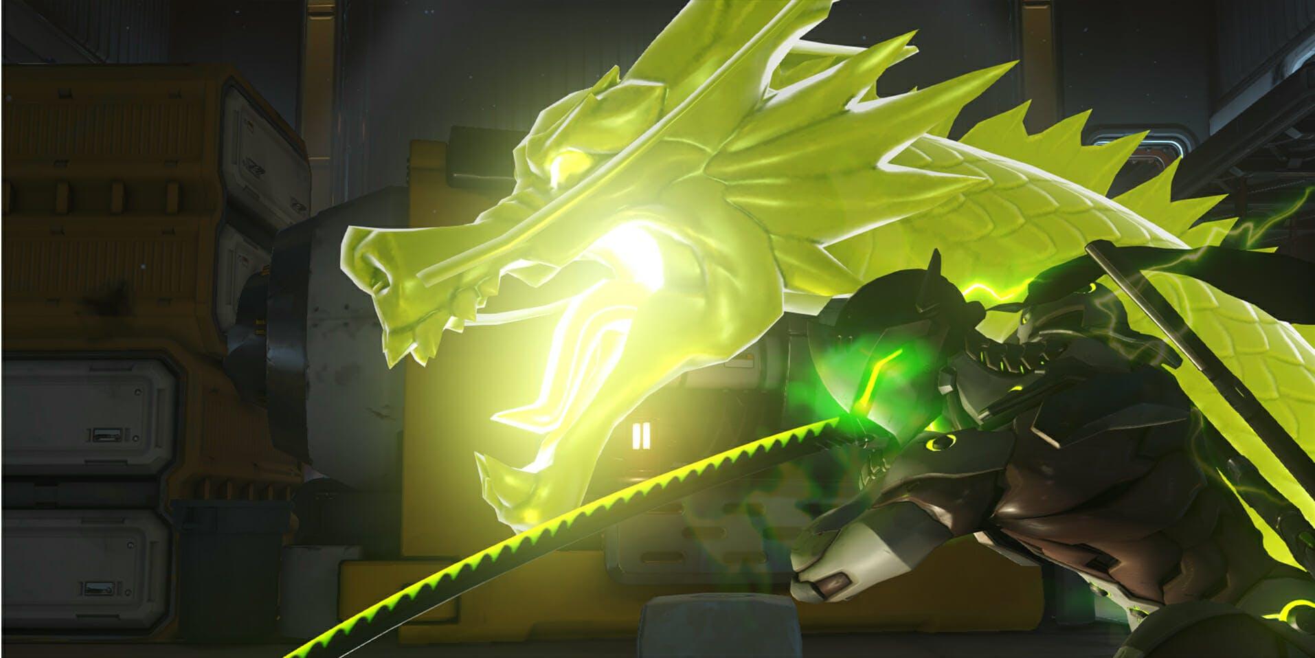 Best Overwatch Character Genji