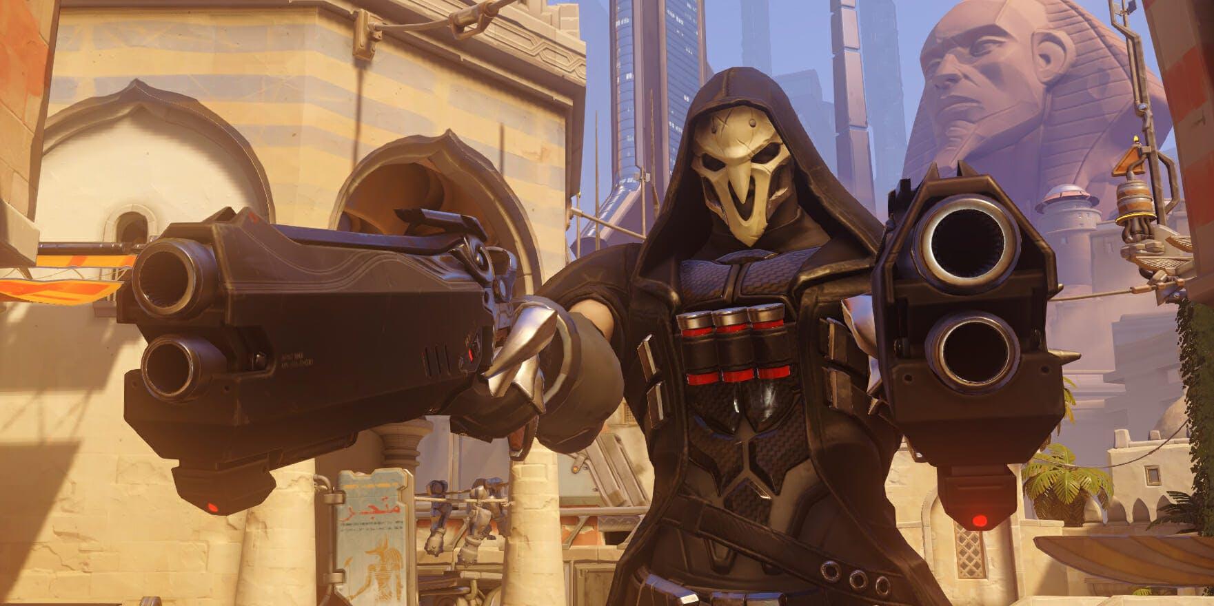 Best Overwatch Character Reaper