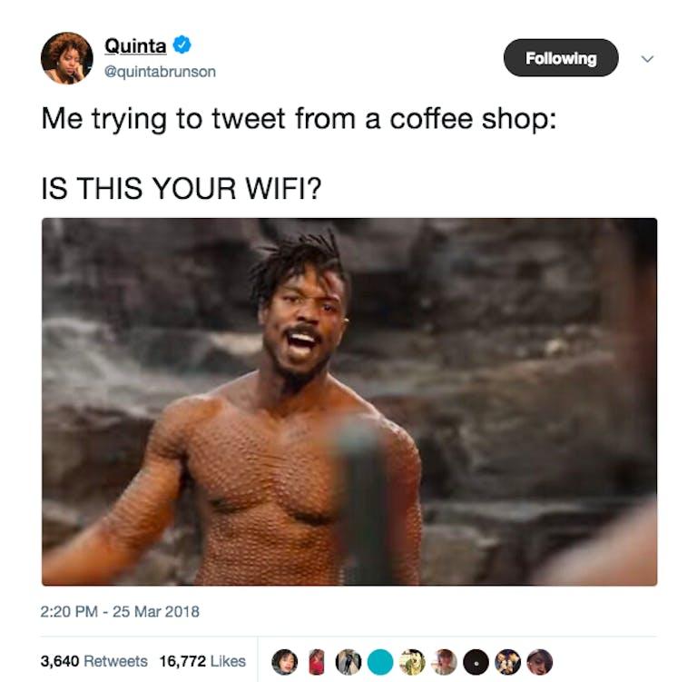 black panther memes : wakanda memes