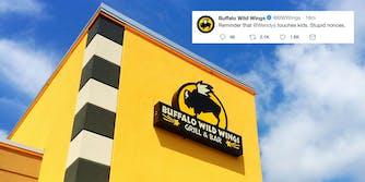 Buffalo Wild Wings Twitter