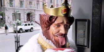 burger king budweiser