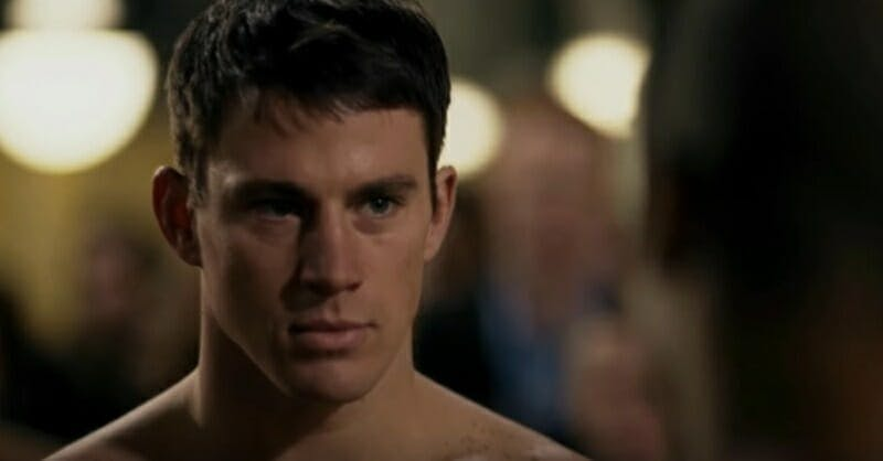 best boxing movies on netflix - Channing Tatum in Fighting