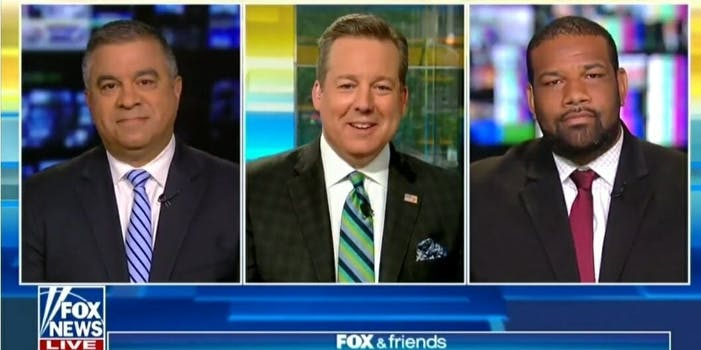 David Bossie Cotton Picking Mind Fox News