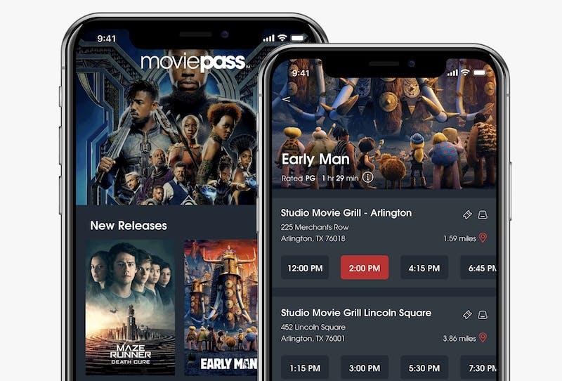 does moviepass work - app