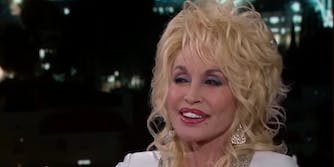 Dolly Parton is partnering with Netflix for an anthology series.