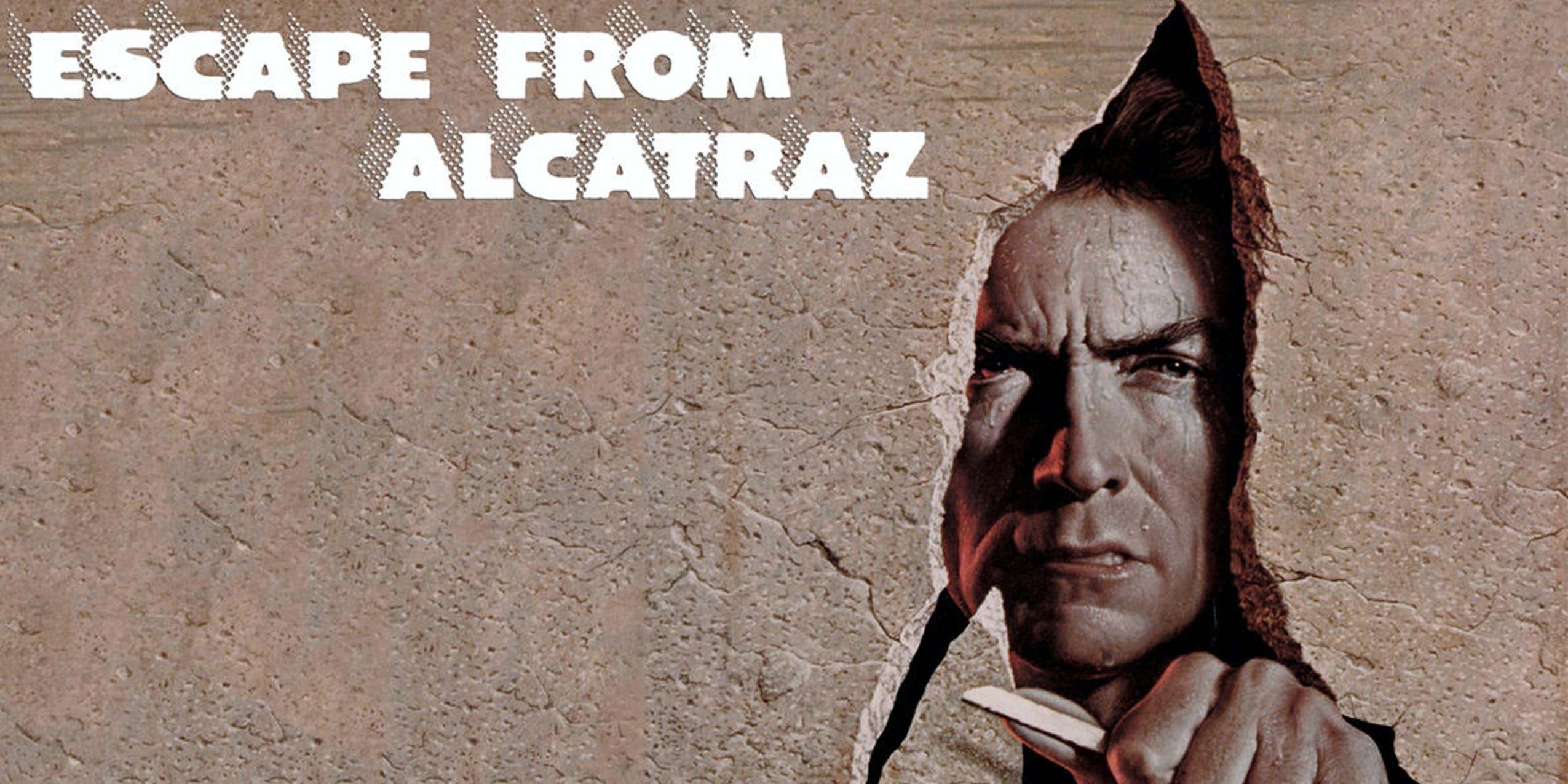 escape from Alcatraz hulu classic movies