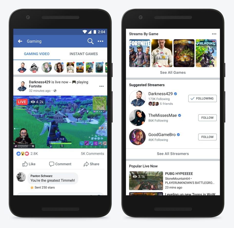 facebook esports gaming fb.gg