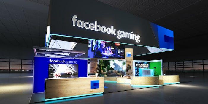 facebook gaming fb.gg esports