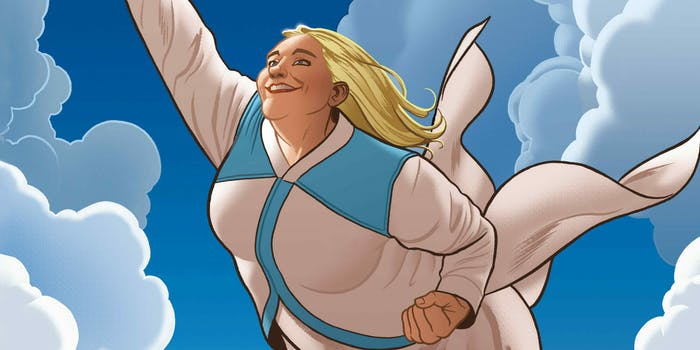 Plus-Size Superhero Faith Is Getting a Live-Action Movie