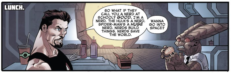 funny superheroes - Iron Man
