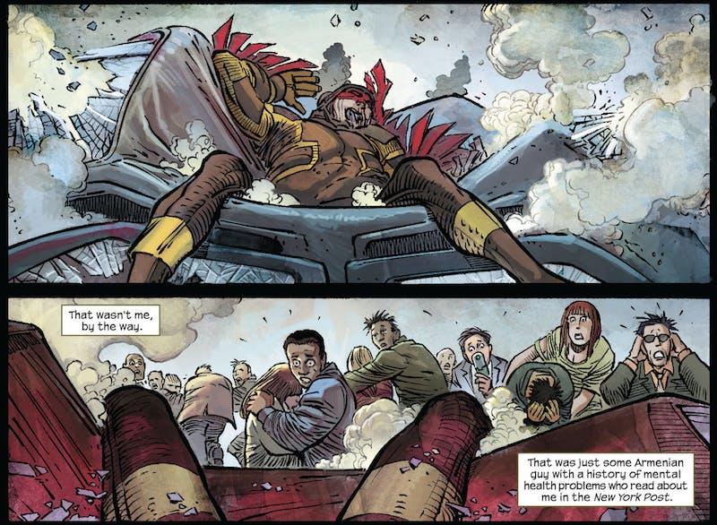 funny superheroes - Kick Ass