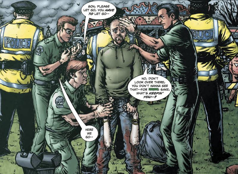 funny superheroes - the boys