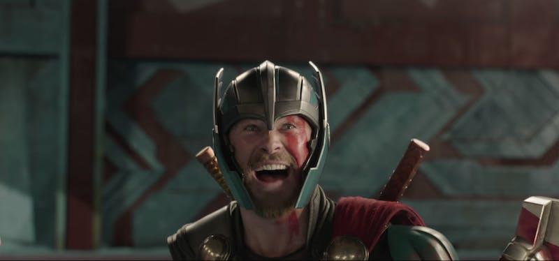 funny superheroes - thor