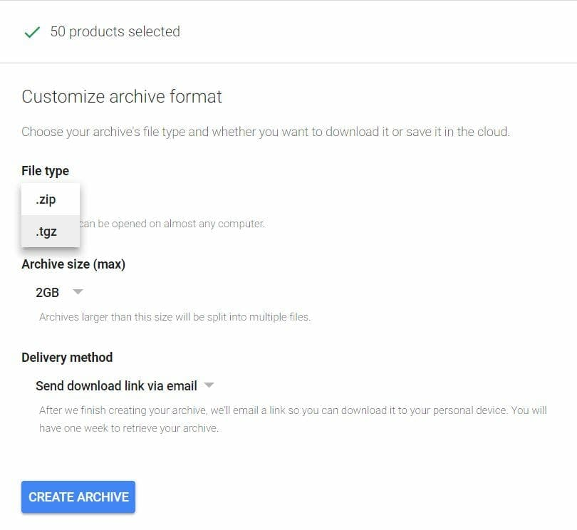how to delete your gmail account - gmail google download files archive
