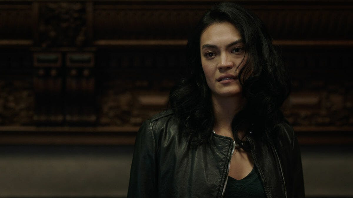 julie mao in the expanse