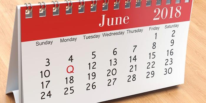 June 11 q anon