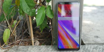 lg g7 thinq smartphone design display