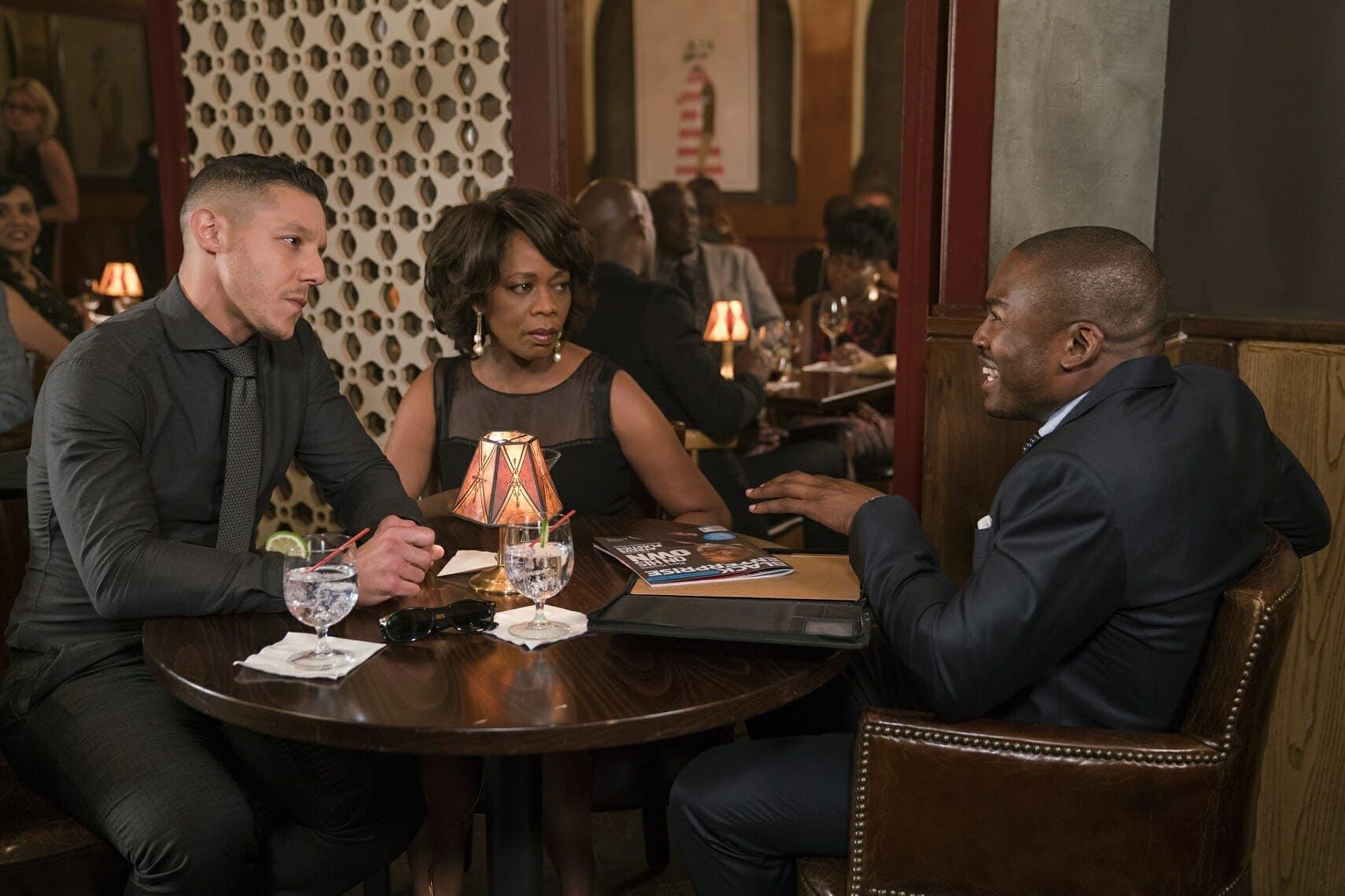 Luke Cage season 2 review - Shades, Mariah, and Luke Cage