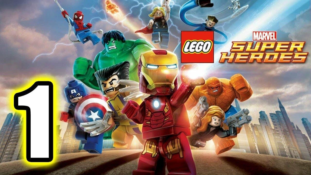 spiderman games : lego marvel superheroes