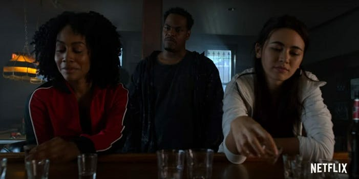 After 'Luke Cage,' We Need a Daughters of the Dragon Netflix Series
