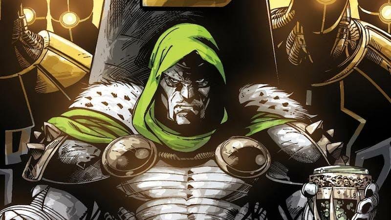 most powerful marvel : dr doom