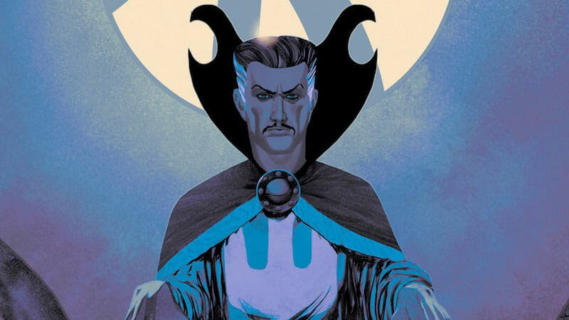 most powerful marvel character : dr strange