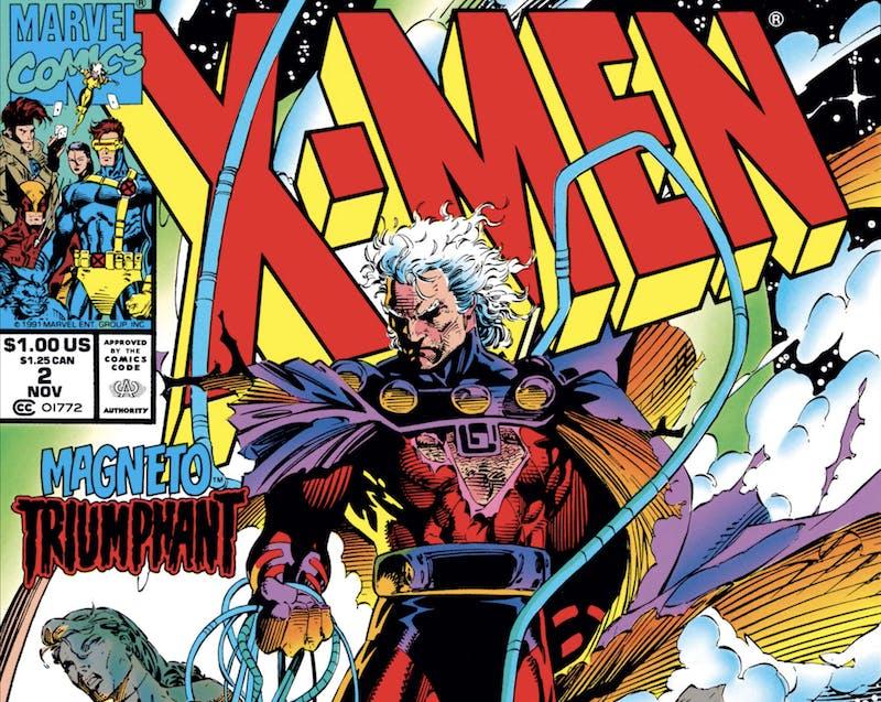 most powerful marvel villains : magneto
