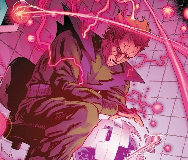 most powerful marvel hero : molecule man
