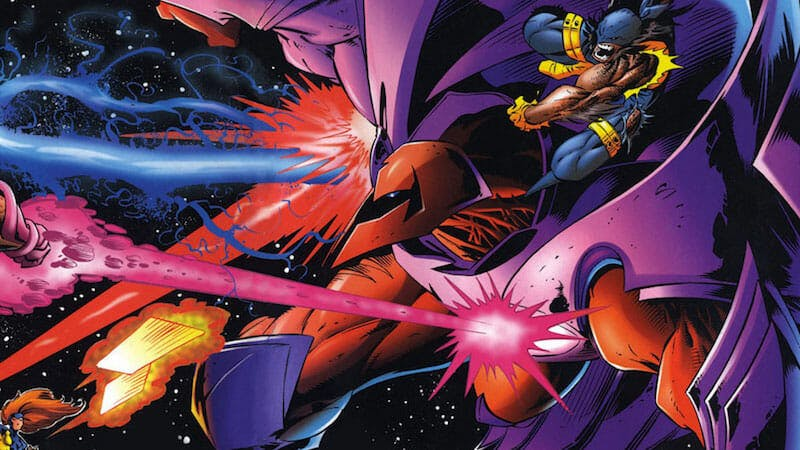most powerful marvel characters : onslaught