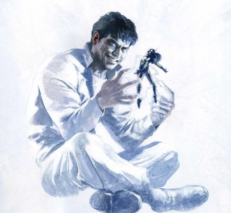 most powerful marvel characters : the beyonder