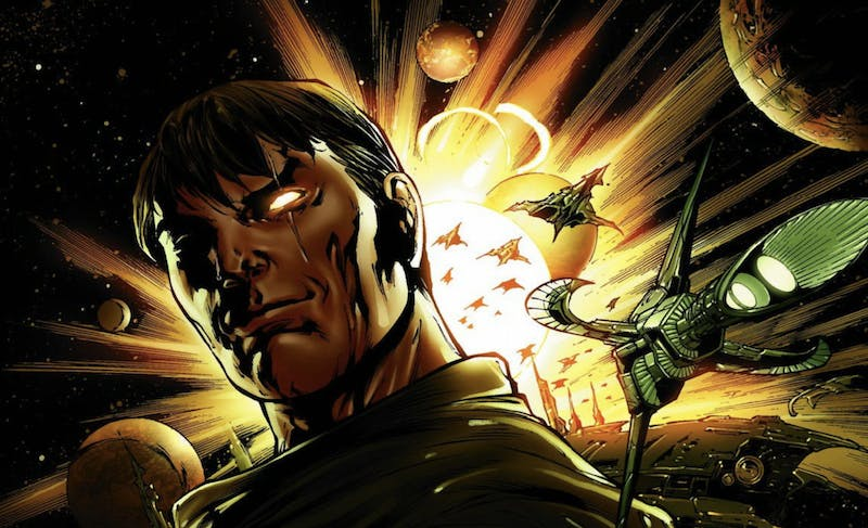strongest marvel characters : vulcan