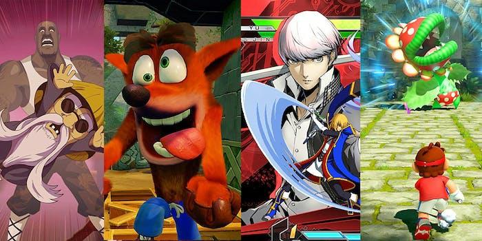 June Nintendo switch releases
