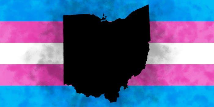 ohio transgender flag